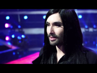 ESC-profi Conchita Wurst wishes good luck and gives valuable advice for Stockholm