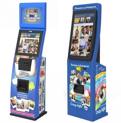 автоматы для печати фото из телефона объектив