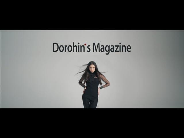 Reshetova Anastasia for Dorohin's Magazine