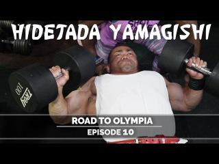 Hidetada Yamagishi - Road To Olympia 2016 - Episode 10