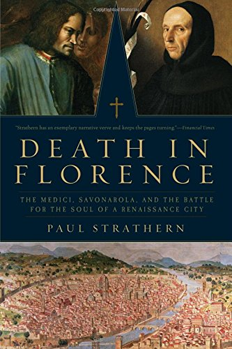 Paul Strathern - Death in Florence