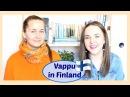Finnish lesson 17 What is Vappu With Anni from Finland Первомай в Финляндии Урок финского
