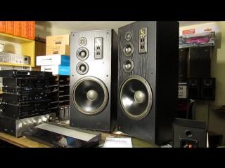 винтажная акустика Infinity SM-155 Studio monitors Speakers 15 WOOFERS 10 - 300 WATTS LARGE SPEAKE [HD, 720p]