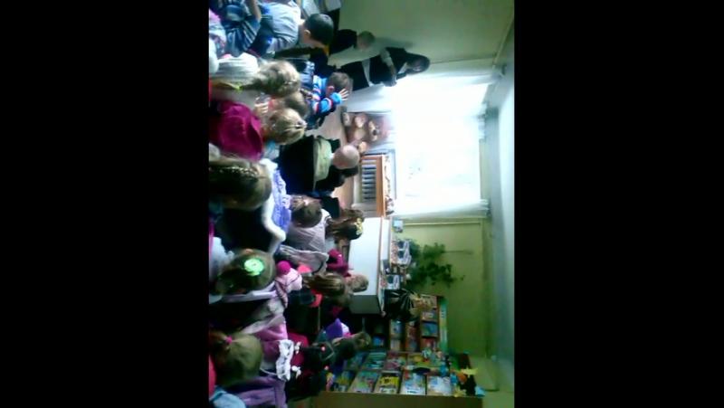 Зустріч з Вікторією Бондаренко 1