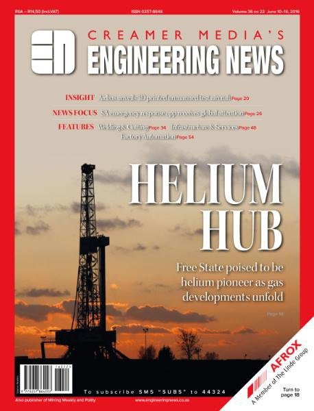 Engineering News - June 10 2016