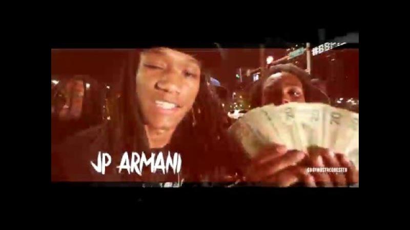 GMEBE JP Armani Wit The Gang Pt 2 Murda X Allo X Lil Chief Dinero By @GBOY