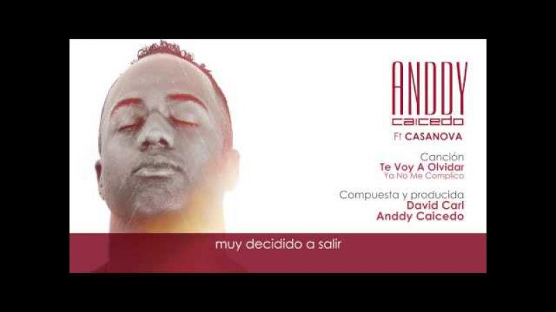 SALSA CHOKE Te Voy a Olvidar - Anddy Caicedo Ft. Casanova Salsa Choke 2014