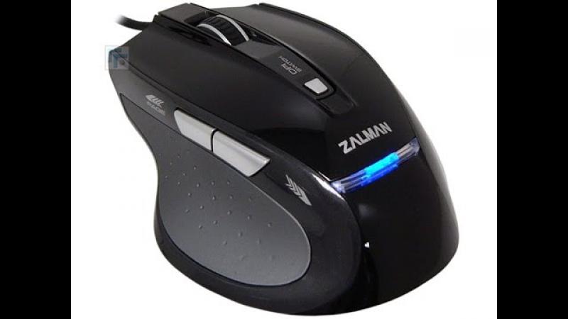 Обзор компьютерной мыши Zalman ZM M400