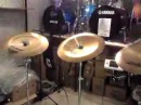 Mid-level 18 China cymbal test: Sabian B8 Pro, Paiste PST 5, Zildjian ZXT, Meinl Classics