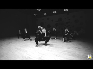 Massive Attack – Angel  | Choreography by Anna Turchina  |  dance studio