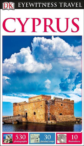 DK Eyewitness Travel Guide Cyprus