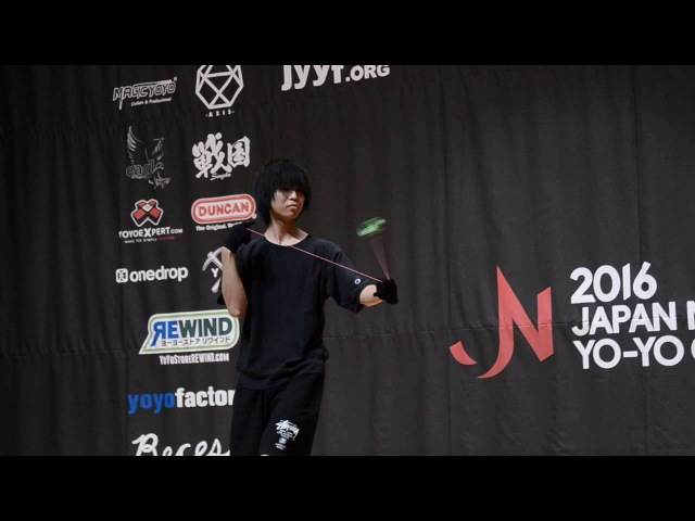 C3yoyodesign Present 2016JN 5A Final Takeshi Matsura