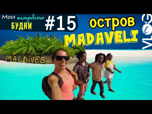 Мои мальдивские будни 15 остров madaveli Maldives