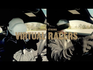 Castrol EDGE Titanium Strong Virtual Racers