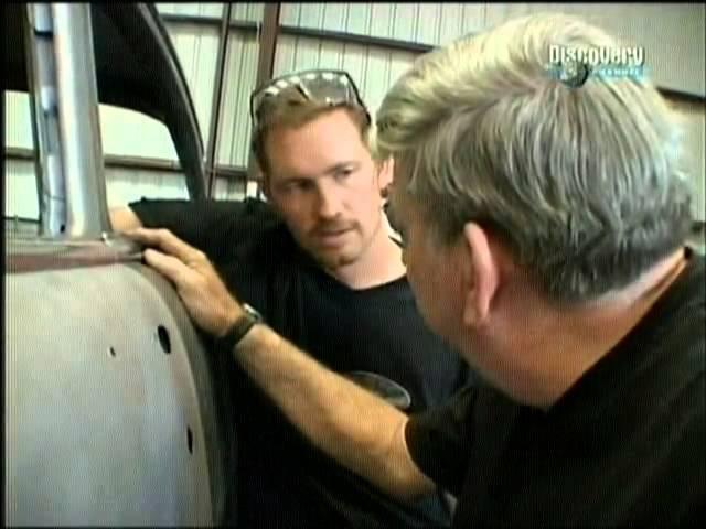 Американские колымаги Машина со свалки 2 серия