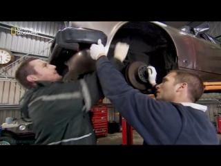 Машины: разобрать и продать (10). Британская классика (Реальное ТВ, 2012)