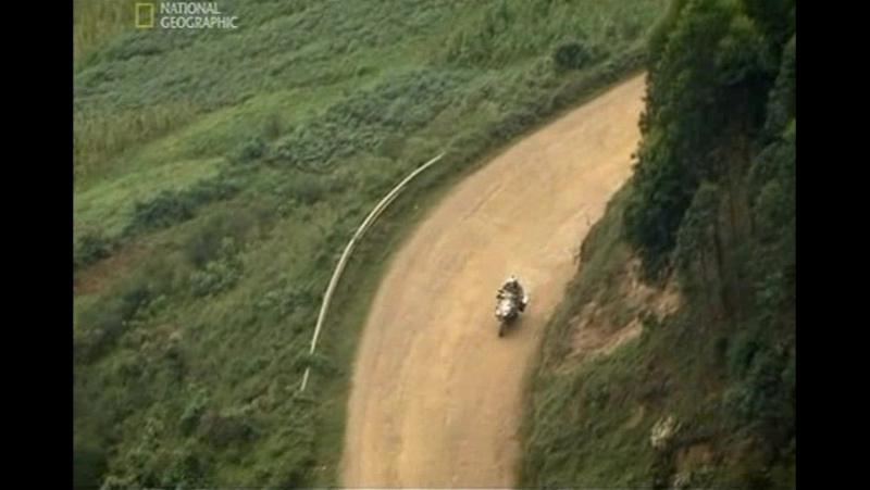 07 Долгий путь на юг От Кении до Руанды