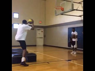 Bone Collector on Instagram: WINDMILL ACTION  Training is the first step to performance! Check my teammate @garysmith19  get prepared for WAR in the paint!... #God1st