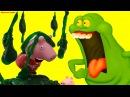 Свинка Пеппа Мультик ЛИЗУН играет с пепой и Джорджем Игры Игрушки для детей