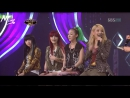 101003 2NE1 на шоу Шоколад Ким Джан Ын KJE's Chocolate 1 2 русс саб