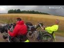 720 Km Handbike Tour nach Paris