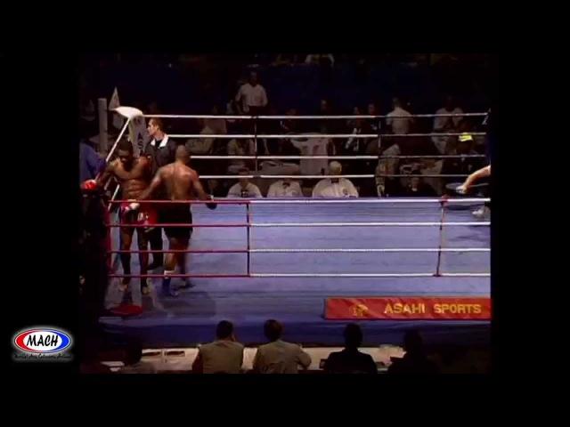 Rayen Simson vs Ivan Hippolyte I 24 10 1999