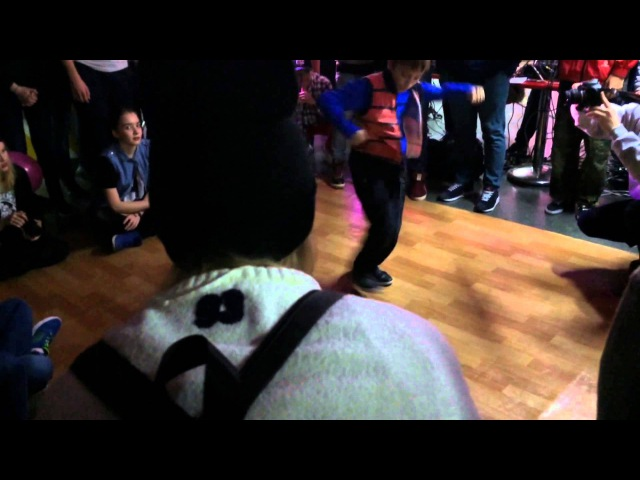 SibBear Dance Jam hip hop preselection freestyle by Flayd PDS