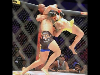 MMA Fighter Tarek Suleiman Highlight