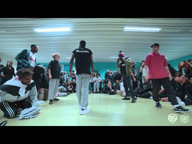 Tonbee Djylo vs Reverse Mistyk1mp Silent School DEMI FINALE Battle Sa Graille 2