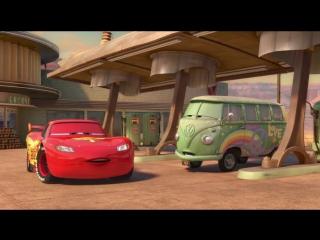 Cars toon radiator