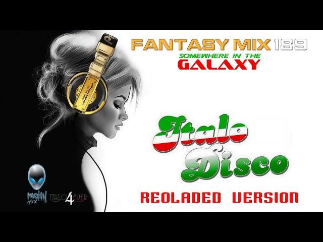 VA Fantasy Mix 189 Italodisco Reloaded Version