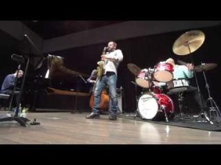 Rosario Giuliani Quartet / The Hidden Voice
