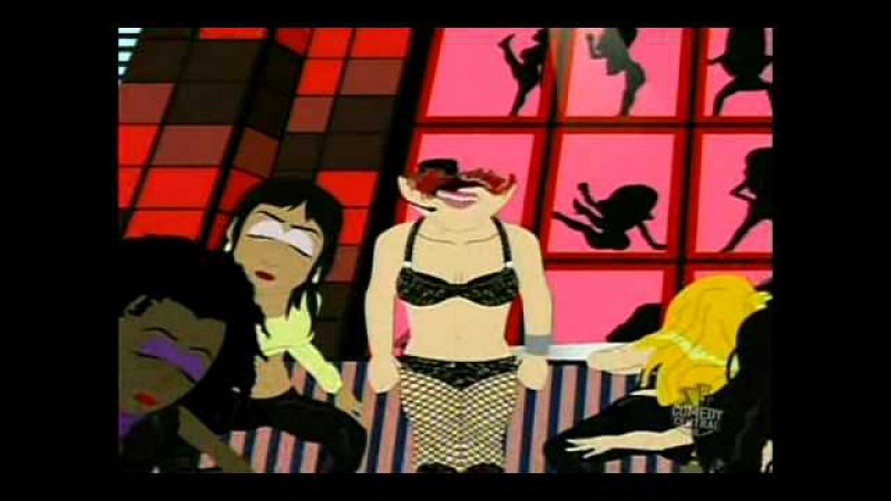 South Park britney song