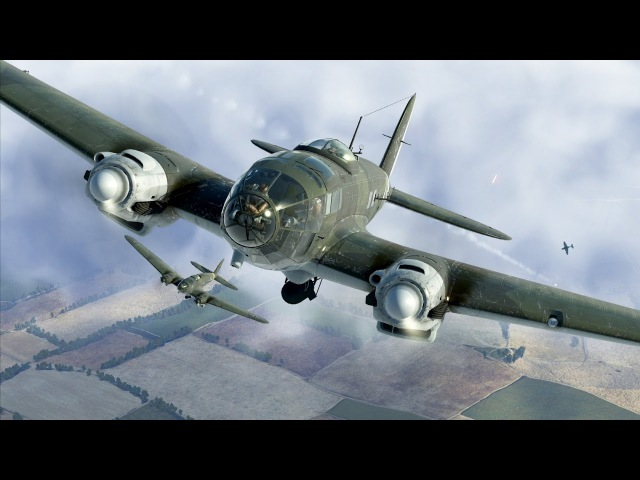 IL 2 Battle of Stalingrad He 111 The Wolf in Sheep's Clothing