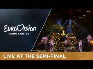 Argo - Utopian Land (Greece) Live at Semi Final 1 of the Eurovision Song Contest