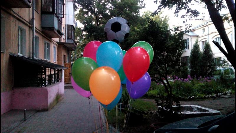 кульки з діодами