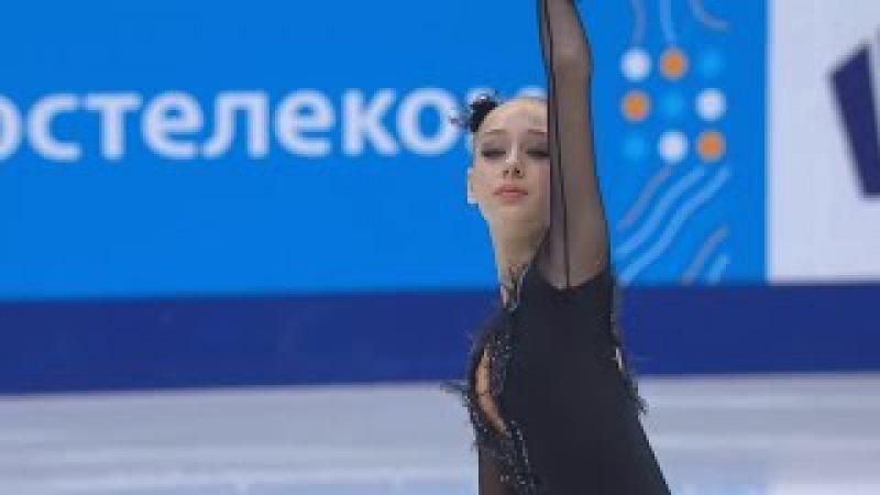 Alisa LOZKO SP ― Russia Nationals 2017
