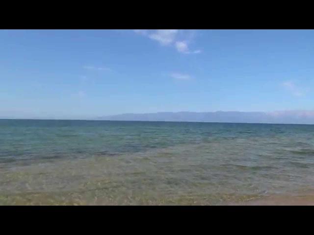 Байкал Баргузинский залив