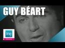 Guy Béart Les Souliers dans La Neige live officiel Archive INA