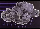 Принцип работы оппозитного звигателя 3D (Пример двигателя мотоцикла Днепр )