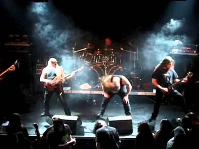 Prostitute Disfigurement Live at Dynamo 2008