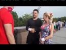 Дарья и Сергей Пынзари в реалити шоу Свадебный размер 07 11 2016
