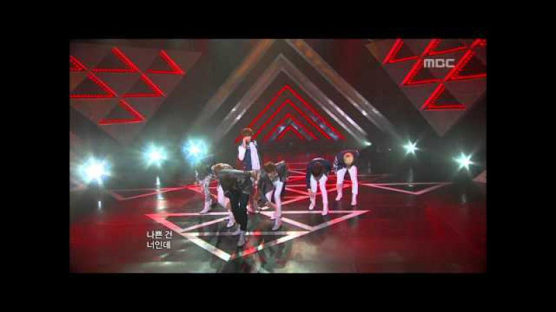 U KISS DORADORA 유키스 돌아돌아 Music Core 20120428