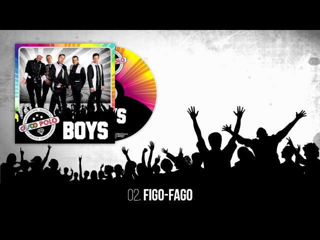 BOYS - DIAMENTOWA KOLEKCJA DISCO POLO (Full Album 2014)