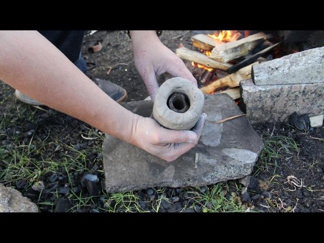 Ученые против мифов 2-5. И.Семьян, В.Савин: Медная труба по технологии древних египтян