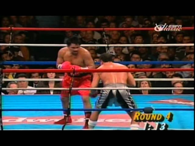 Roberto Duran vs Vinny Pazienza II