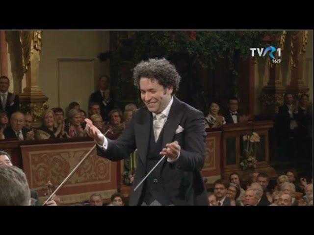 Orchestra Filarmonică din Viena condusă de Gustavo Dudamel 1001 de nopţi 2017