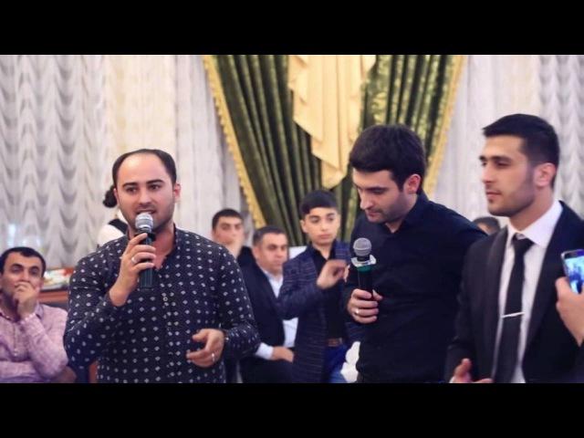 Vasif Ezimov Asif Aydin Xosbext Teymur Gozelov DINI Vasifin toyu Astana
