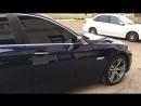 Абразивная полировка кузова автомобиля BMW 5 серии