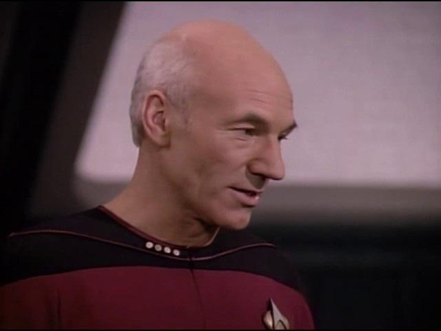 Критерий человека (отрывок из сериала Звездный путь: Следующее поколение)
